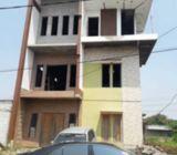 Jual Rumah Tiga Lantai Di Parung Jaya Karang Tengah Tangerang