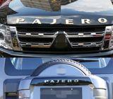 Emblem Mobil Mitsubishi Pajero