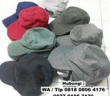 Produksi topi mancing promosi / topi jepang promosi