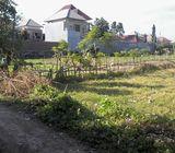 Dikontrakan Tanah 3,5 are Tukad Badung Renon Denpasar