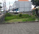 Dijual TANAH 3,01 are Jalan Utama Mahendradata Denpasar