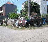 Dijual Tanah 4,8 aree Depan Apartemen GANIDHA Mahendradata Selatan