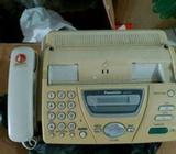 Telepon panasonic fax tipe kx-ft73 - Pekanbaru Kota - Elektronik Rumah Tangga