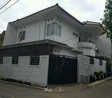 RUMAH Hook 2 Lantai Full Furnished di Pondok Kelapa Jakarta