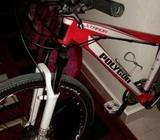 Xtrada 4.0,sdh upgrade fork,rim,brakeset..tanya2 ttg sepeda call aja! - Tebing Tinggi Kota - Sepeda