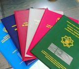 Raport Kurikulum 2013 - Palembang Kota - Buku & Majalah