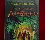 Rick Riordan: The Trial of Apollo; buku ketiga; The Burning Maze - Yogyakarta Kota - Buku & Majalah