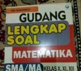 Soal Lengkap Matematika Sma - Yogyakarta Kota - Buku & Majalah