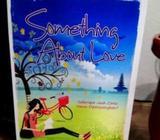 Something About Love - Pekanbaru Kota - Buku & Majalah