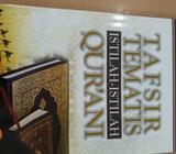 Tafsir Tematik Istilah Istilah Qurani - Medan Kota - Buku & Majalah
