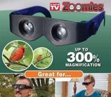 Zoomies Binocular Glasses AS SEEN ON TV Kacamata Teropong Pembesar - Jakarta Pusat - Koleksi