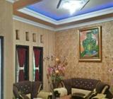 Wallpaper interior dinding 0riginal import (no wallsticker/wlpr lokal) - Yogyakarta Kota - Rumah Tan