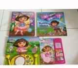 4 Hard Book Dora Nickelodeon Original - Tangerang Kota - Perlengkapan Bayi & Anak