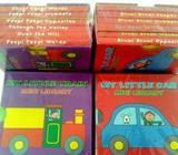 Buku Boardbook Impor Murah Meriah 60 Ribu Dapat 6 Buku My Little Car - Jakarta Timur - Perlengkapan
