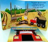 Buku Cerita Anak Impor Boardbook Murah Contruction Touch Feel - Jakarta Timur - Perlengkapan Bayi &