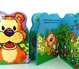 Buku Cerita Anak Impor Boardbook Super Murah Lion 50 Ribu Aja - Jakarta Timur - Perlengkapan Bayi &