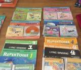 Yamaha Elekton Course Books ,CD,DVD - Tangerang Selatan Kota - Perlengkapan Bayi & Anak