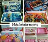 Meja belajar anak lesehan napolly murah - Palembang Kota - Perlengkapan Bayi & Anak