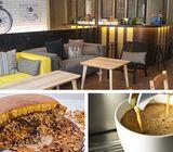 Le Pavillon Royal Martabak & Coffee