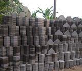Konblok/paving block/hexagon - Jambi Kota - Properti