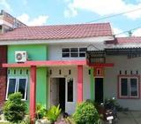 Dijual rumah tipe 70 prum.Nusa indah blok D-07.dkat SMA 11 Kota Jambi - Jambi Kota - Rumah