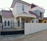 Rumah Murah DP 0% - Jambi Kota - Rumah
