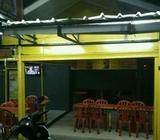 Sewa tempat usaha 3 Toko ! - Tangerang Kota - Bangunan Komersil