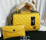 Tas wanita tas pesta tas gaul Chanel doctor - Jakarta Utara - Fashion Wanita