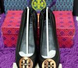 Tory Burch Minnie Travel Ballet Flat - Jakarta Pusat - Fashion Wanita