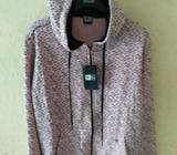 Sweater hodie bahan flace - Bandar Lampung Kota - Fashion Pria