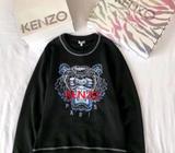 Sweater Kenzo Black Unisex - Yogyakarta Kota - Fashion Pria