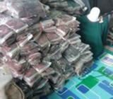 Sweater take all x rp 35000 ada 300 pcs,bahan sisa eksport.. - Padang Panjang Kota - Fashion Pria