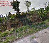 Tanah dekat tol Sumatera & pelabuhan Bakauheni, Lampung -- 15 ha