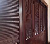 Bengkel pintu sliding door garasi Jakarta Selatan 081314749953 panggilan