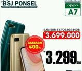 Oppo a7 promo casback 400rb - Denpasar Kota - Handphone