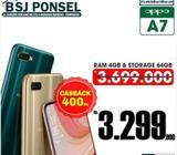 Oppo A7 Promo Cashback 400rb Bisa Kredit - Denpasar Kota - Handphone