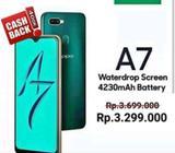 Oppo A7 Ram 4/64 - Denpasar Kota - Handphone