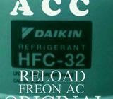 ACC Pusat Reload Freon AC Murni ORIGINAL - Banjarmasin Kota - Jasa