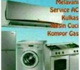 AC Resky service cuci ac dll - Makassar Kota - Jasa