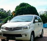 Antar jemput / charter mobil avanza - Balikpapan Kota - Jasa