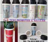 Souvenir Botol Minum Tumbler Promosi Insert Paper T99