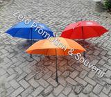 Souvenir Payung Lipat Standart- Promosi Payung Lipat