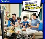 XL HOME internet unlimited tanpa batasan kuota - Tangerang Kota - Jasa