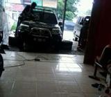 Poles mobil , poles kaca baret , cuci lampu - Bandar Lampung Kota - Jasa