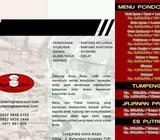 Menerima pesanan catering prasmanan,kantoran,eumah tangga dll - Makassar Kota - Jasa