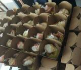 Jasa Makanan Enak, ricebox, nasi box, nasi kotak, acara kumpul, partai - Yogyakarta Kota - Jasa