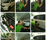 Salon mobil panggilan full 300 rb meliputi:polesbody,interior & mesin - Surabaya Kota - Jasa