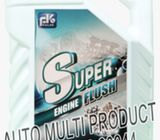 OLI, (FK AMP), ENGINE FLUSH, BEST OIL, 4 Liter
