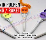 Grosir Souvenir Pulpen Gendang - Pen Raket