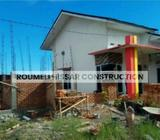 Jasa Bangun Rumah, Kantor, Kos-kosan, Ruko, Klinik dll di Batusangkar - Tanah Datar Kab. - Jasa